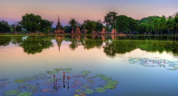 тайская природа
