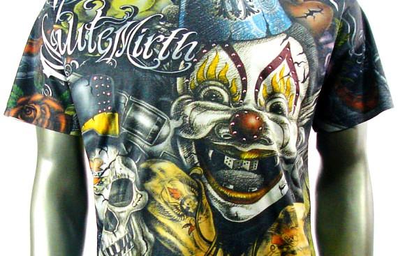 футболки и шорты minute mirth и dc comics оптом из тайланда